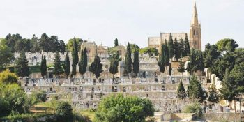 Burial cemetery malta